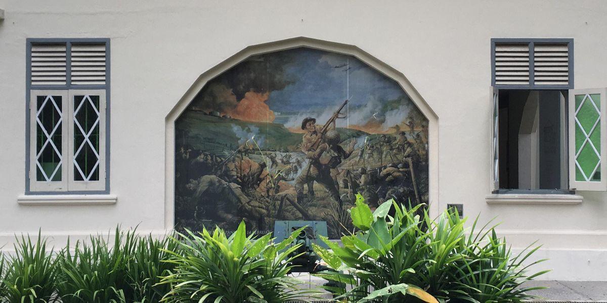 The Battle of Pasir Panjang Commemorative Walk 2019