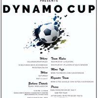 Dynamo Cup Soccer Tournament - 4th Annual