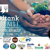 2016 Food Tank Summit - So Paulo Brazil