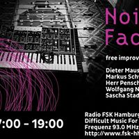 Noise Factory On Air - Hamburg
