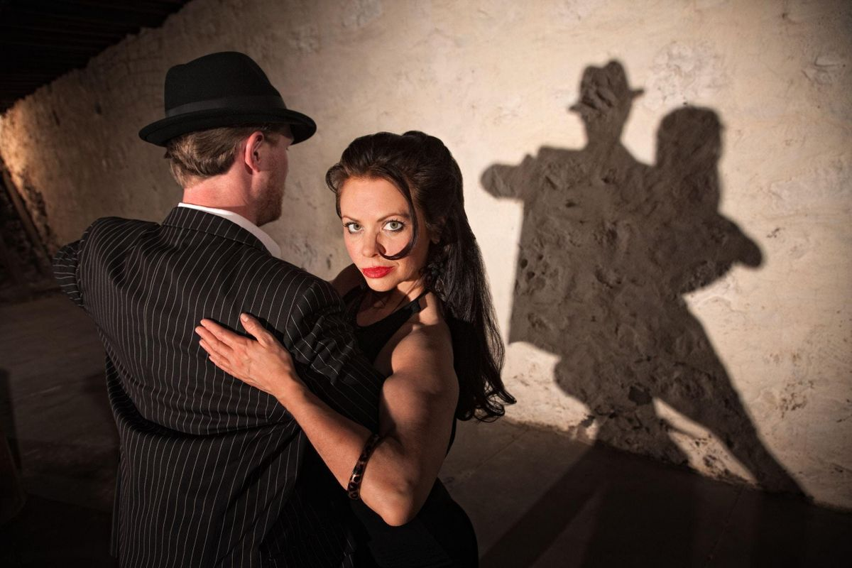 Argentine Tango beginnerimprover course