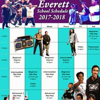 Everett School Opening