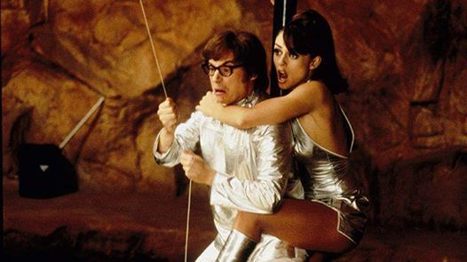 Austin Powers Movie Party