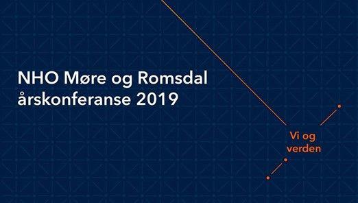 NHO Mre og Romsdals rskonferanse Vi og verden