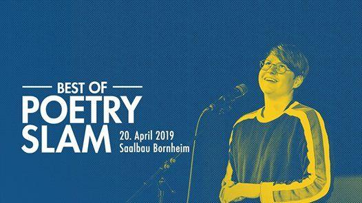 Best of Poetry Slam 13 - Frankfurt a. M.