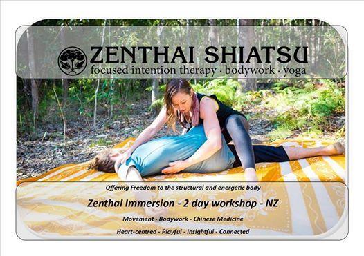 Zenthai Shiatsu  Elemental Immersion NZ