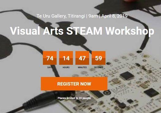Visual Arts STEAM Workshop
