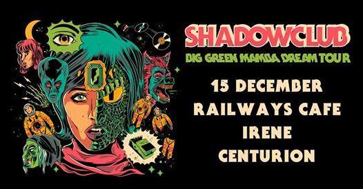 Shadowclub Live at Railways Cafe