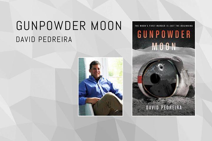 David Pedreira Book Launch