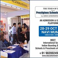Times Prestigious Schools Exhibition - Navi Mumbai 17