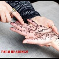 Palm Readings with Jolyn