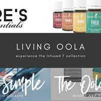 Living Oola Experience the Infused 7 Collection  Lindsay