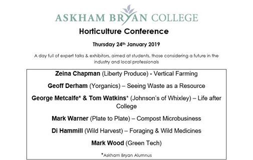 Horticulture Conference