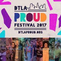 Join HRC Los Angeles at DTLA Proud Festival