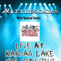 Battlescars with special guest Random Strangers