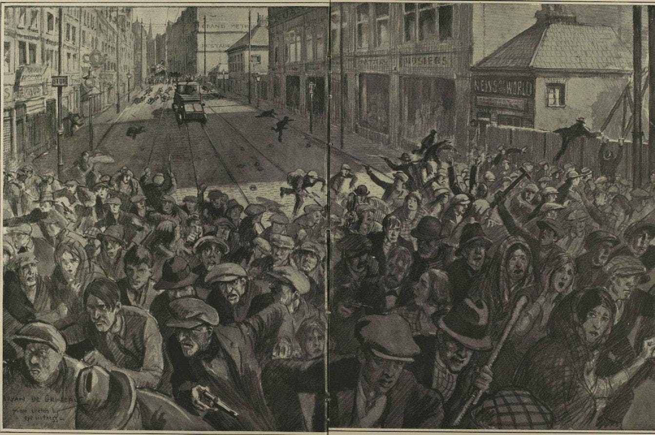 Irish Rebellion and Militancy in Transnational Perspective
