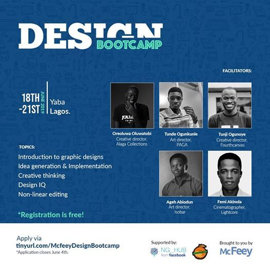 Mcfeey Design Bootcamp