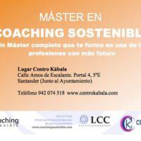 Mster en coaching sostenible profesional