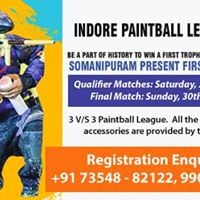 Indore Paintball League (IPL)