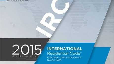 2015 IRC Code Change Education Seminar