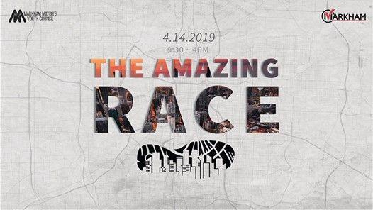 Markham Amazing Race 2019