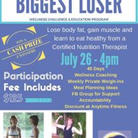 BEAR Biggest Loser Wellness Challenge