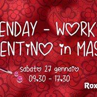 S. Valentino in maschera - Open Day &amp Workshop