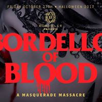 Bordello of Blood - October 27 to 28