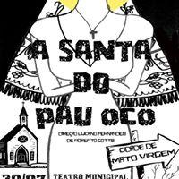 A Santa do Pau Oco - Cia. Espelho dArte