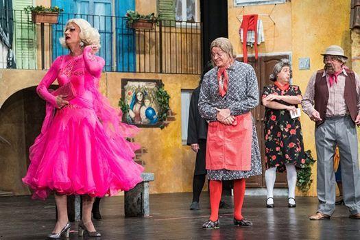 I Legnanesi in 70 anni di risate al Teatro Ponchielli