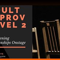 Level 2 Improv for Adults