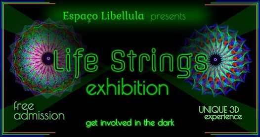 Life Strings Exhibition