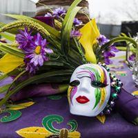 Early Mardi Gras Celebration Supper