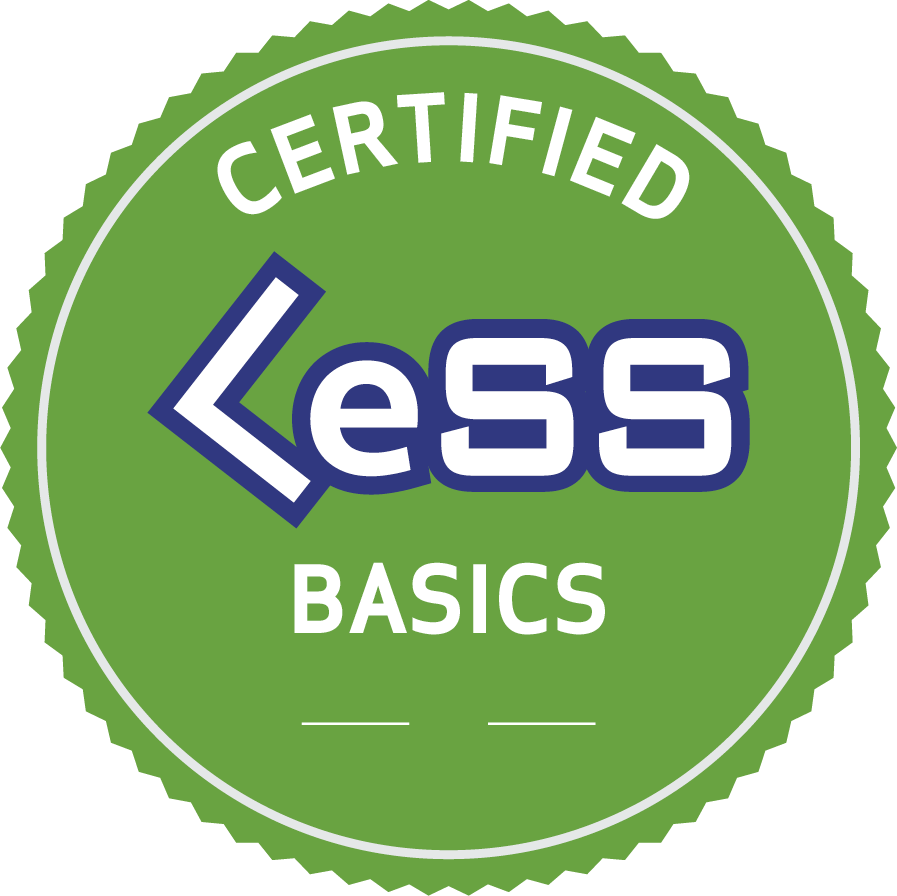 Certified LeSS Basics 830am to 6pm (full attendance needed) Bucharest July 2018