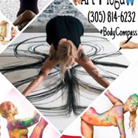 Artistic Aura Yoga Classes by OmbrLox Aesthetics ))Every FRIDAY at 4p-6p