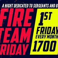 Fire Team Fridays