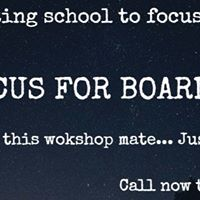 FOCUS for Boards