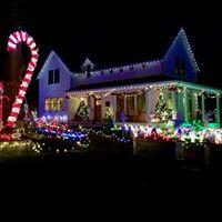 Thursday Christmas Lights Run