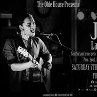 Live Music - Jiji LaVolpe at The Olde House