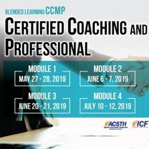 Certified Coaching & Mentoring Professional (Blended CCMP)