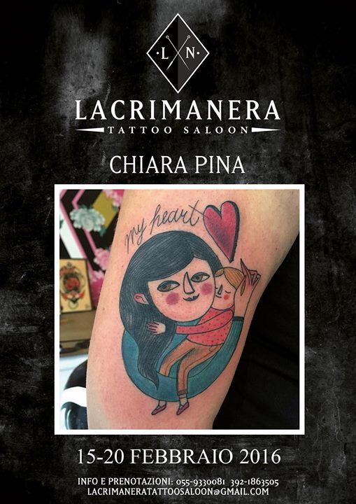 Chiara pina lacrimanera tattoo saloon florence chiara pina lacrimanera tattoo saloon gumiabroncs Images