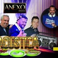 Festa Acustica Anexo Brasa