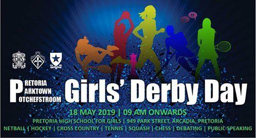 P Girls Derby Day