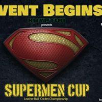 Krypton presents Supermen CUP