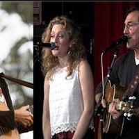 Wine &amp Song Aireene Espiritu and Alice Howe w Freebo