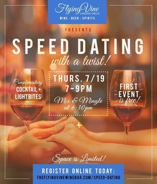 Speed dating vine