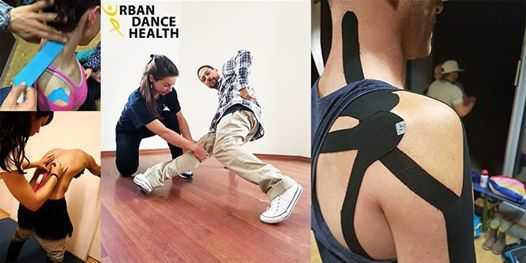 First Aid & Kinesiotaping fr Tnzer - mit Sophie Manuela Lindne