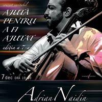 Adrian Naidin &amp John Micu - Concert Caritabil &quotAjut pentru a fi ajutat&quot