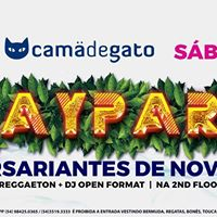 B-Day Party  Edio Novembro 2017