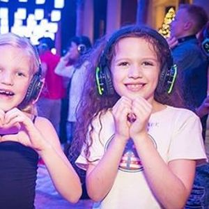 Kids Silent Disco and Ping Pong Party